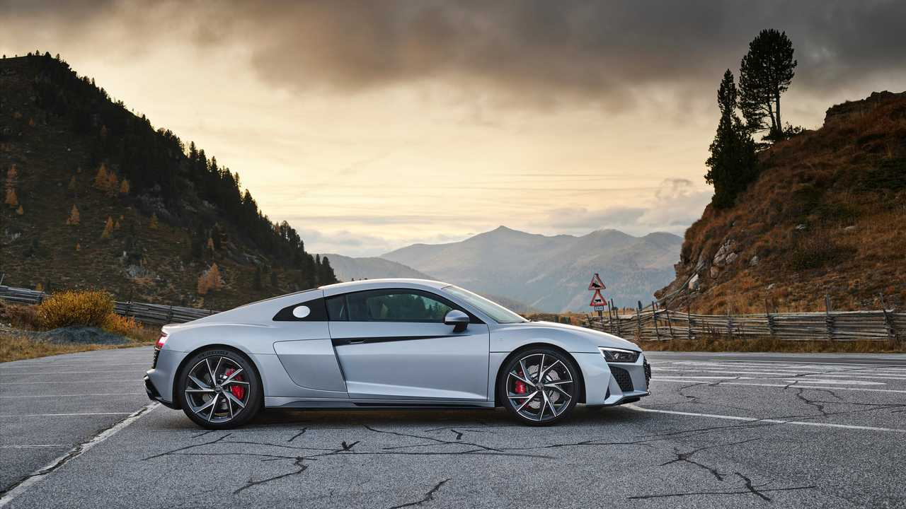 Audi R8 V10 Rwd E Nova Versao Com Tracao Apenas Traseira Do Esportivo