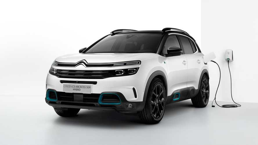 Citroën C5 Aircross Hybrid será vendido na Argentina e é promessa no Brasil