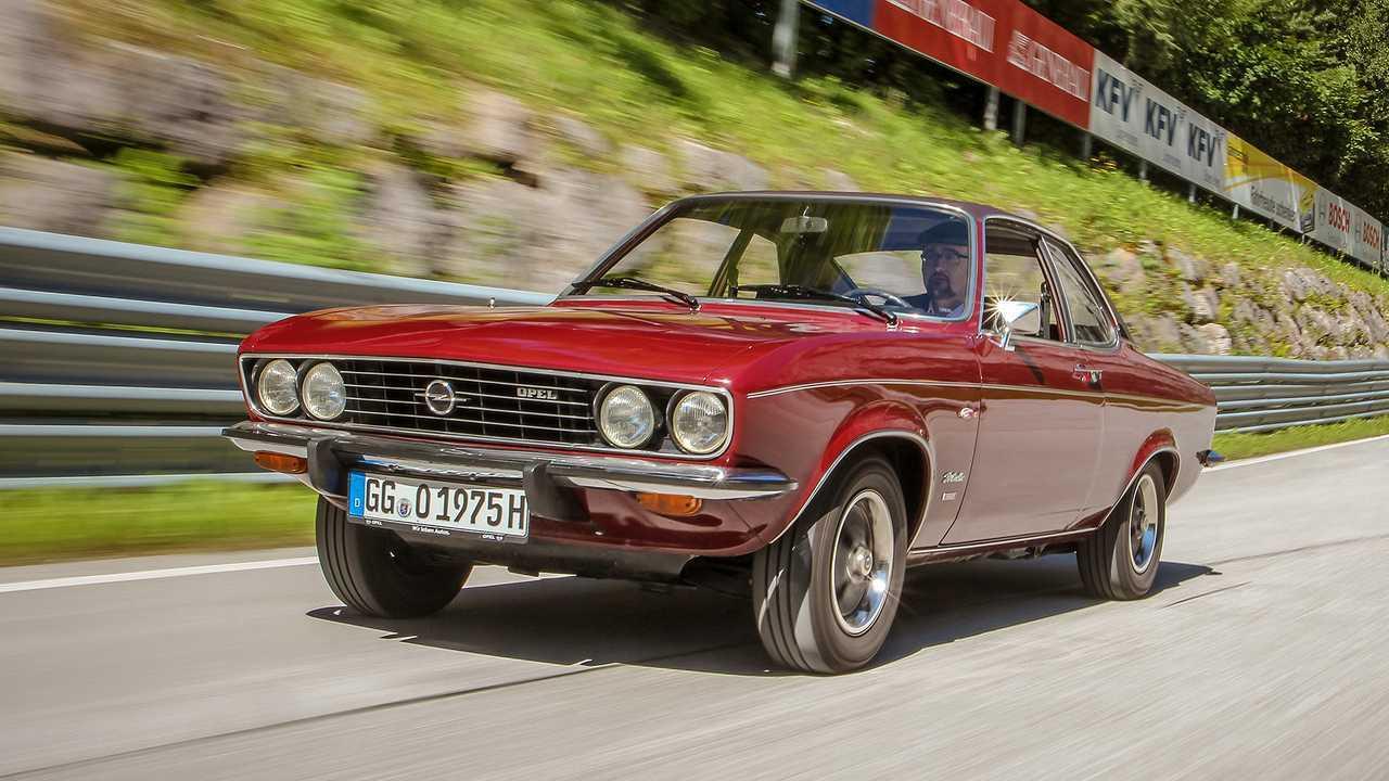Opel Manta A (1975)