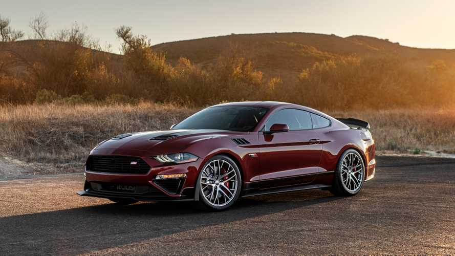 Jack Roush Edition Roush Mustang 2020