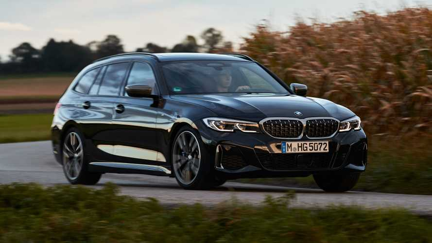 Bmw 3 Series Sports Wagon Photo Galleries Motor1 Com