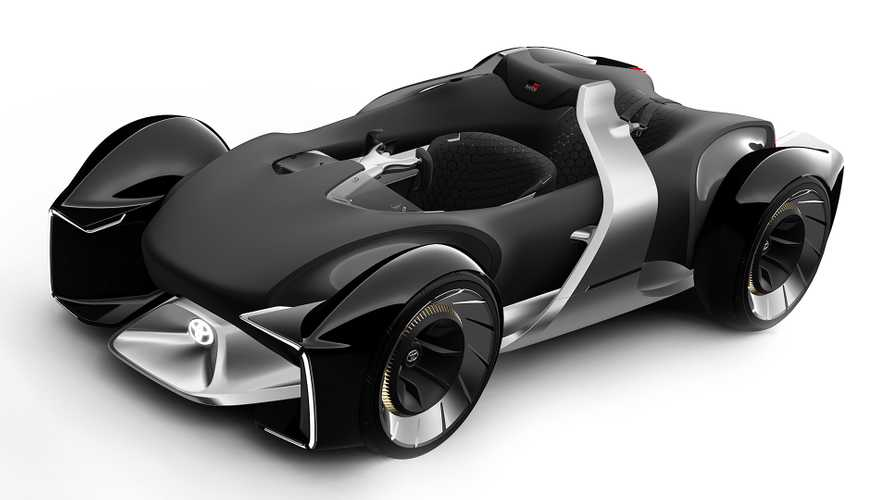 Toyota E-Racer looks brilliant, but you can't actually drive it