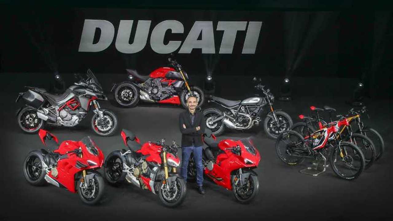 Ducati 2020 Lineup