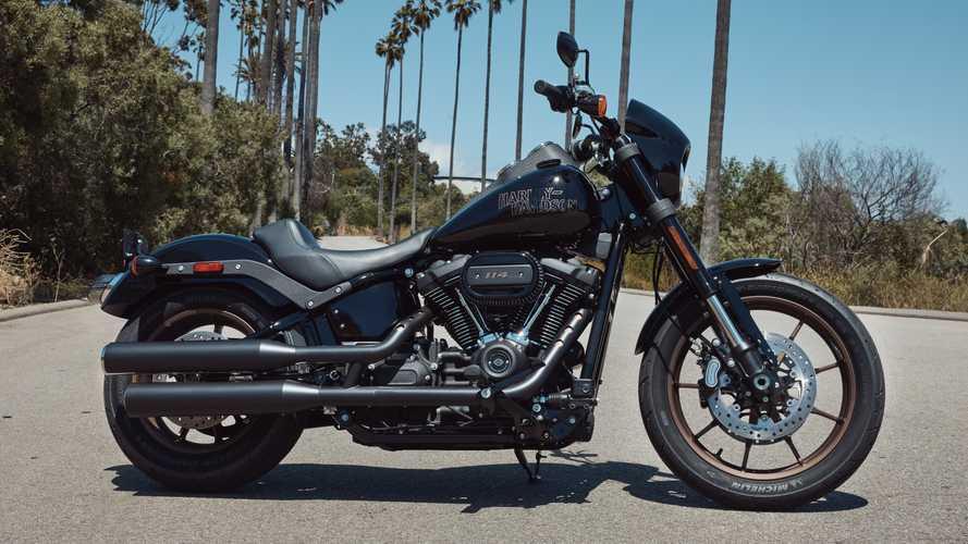 Harley-Davidson: la nuova Low Rider S in azione [VIDEO]