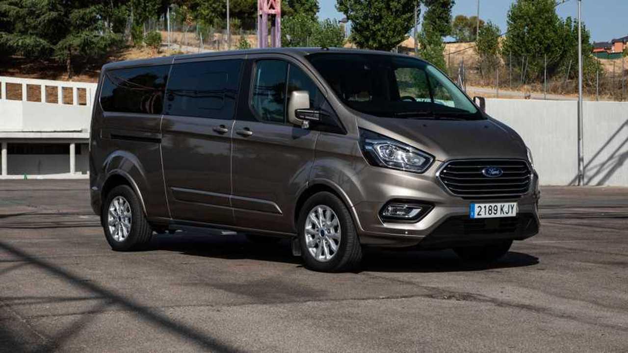 Prueba Ford Tourneo Custom 2019