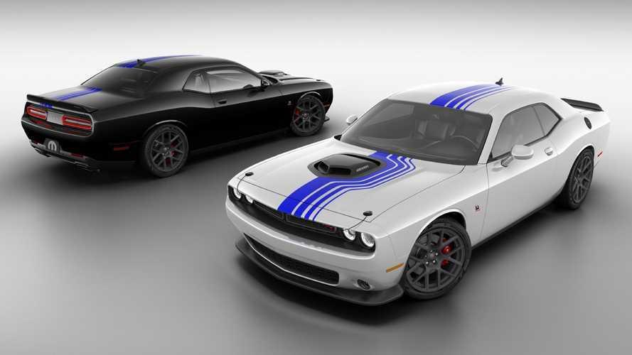 Dodge Challenger, 10 anni di personalizzazioni in una serie speciale