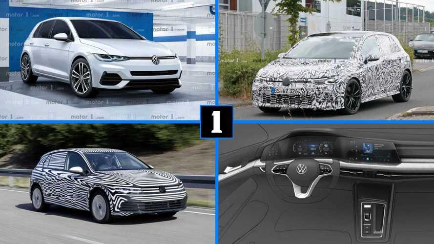Volkswagen Golf 2020: todo lo que sabemos de él