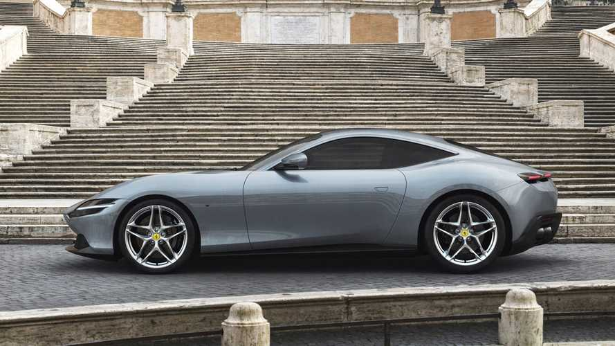 Ferrari wants to tap into new customer base with Roma