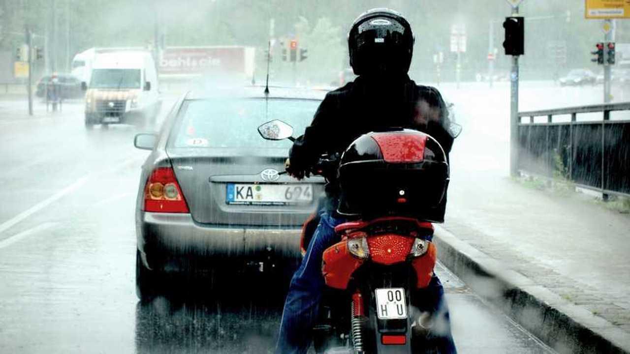 Choose rain gear