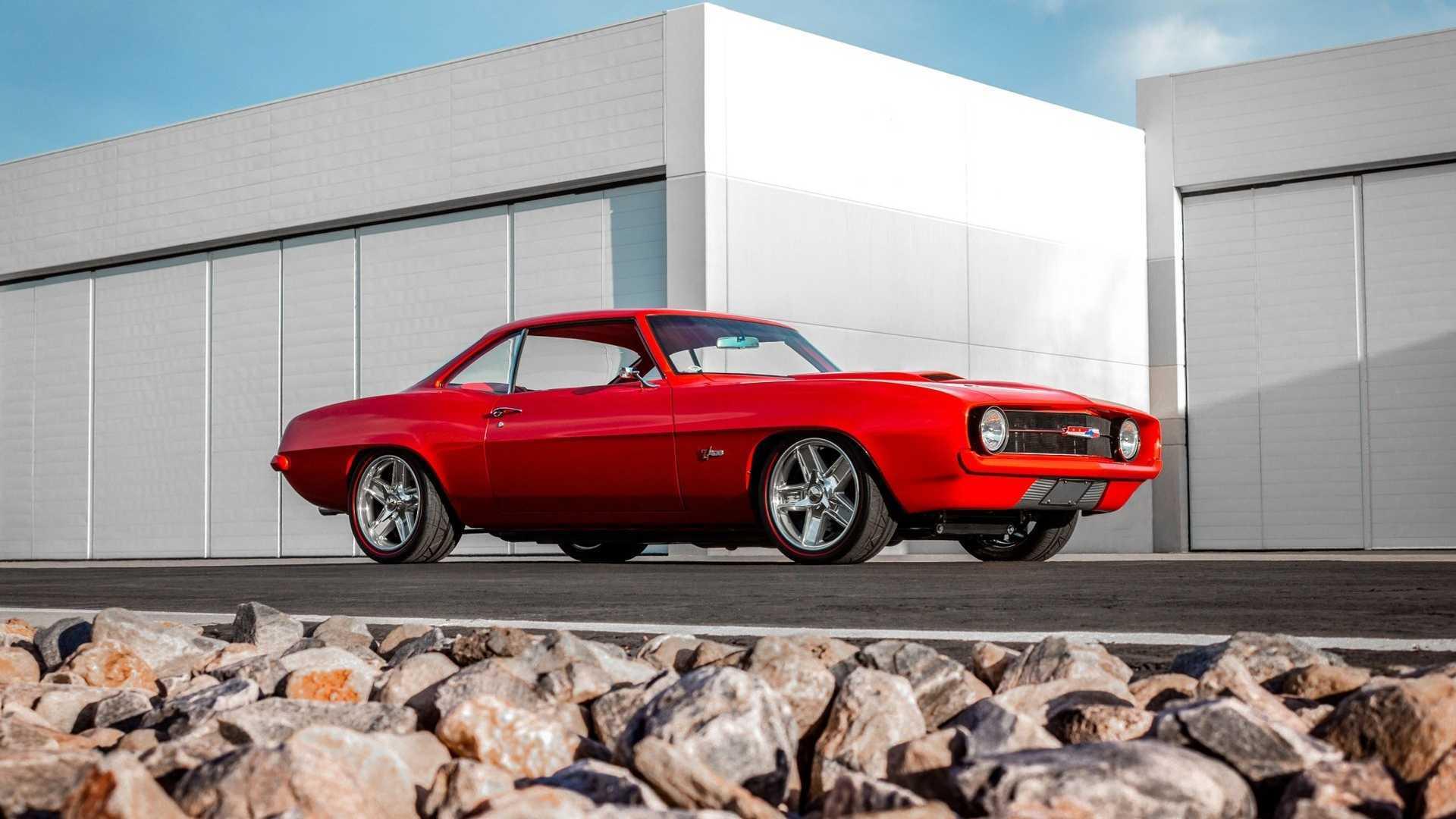 "[""Own This Custom 1969 Chevrolet Camaro Z/409 For Nearly $200K""]"
