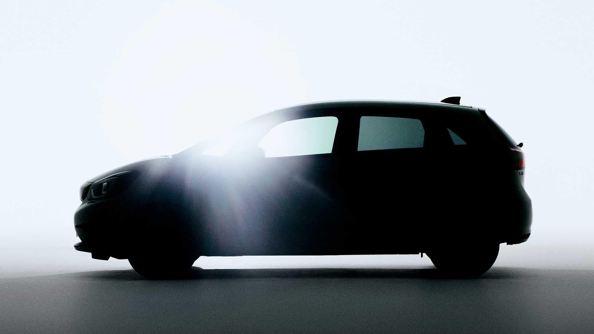 Neuer Honda Jazz (2020) steht auf der Tokyo Motor Show 2019