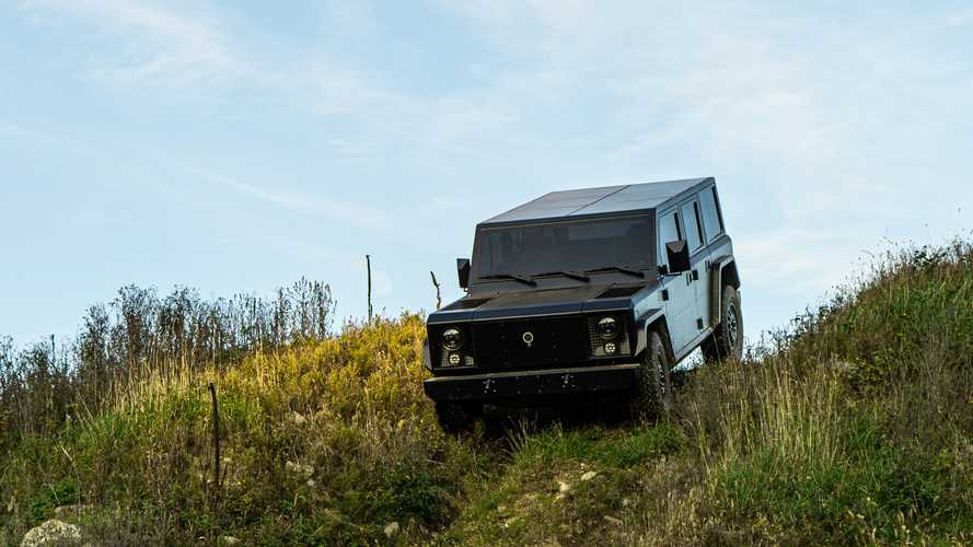 Bollinger B1 And B2 Electric Trucks/SUVs