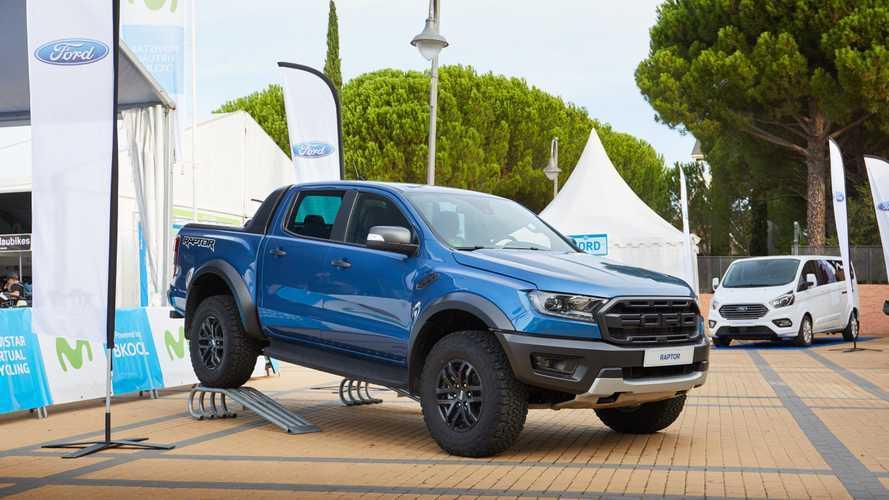Ford presenta su gama más aventurera en Festibike 2019