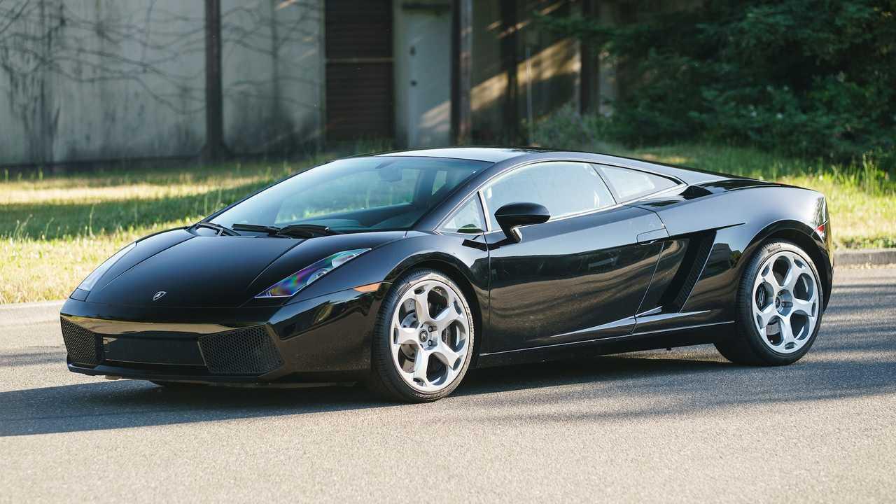 5. Lamborghini Gallardo