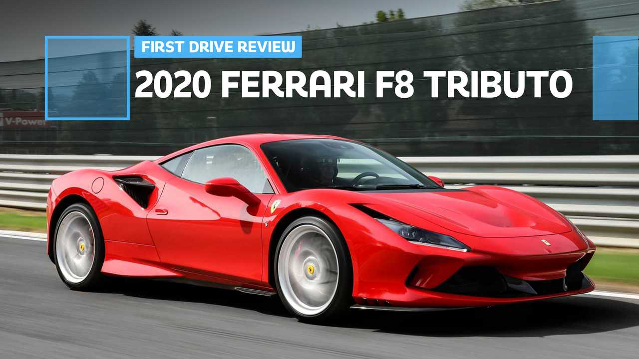 2020 Ferrari F8 Tributo: First Drive
