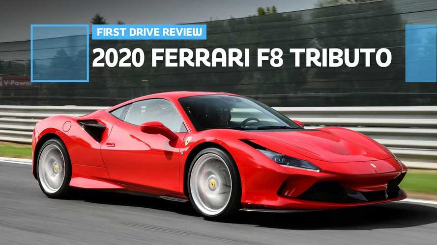 2020 Ferrari F8 Tributo First Drive: Ferrari As It Used To Be