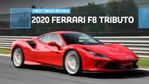 2020 ferrari f8 tributo first drive