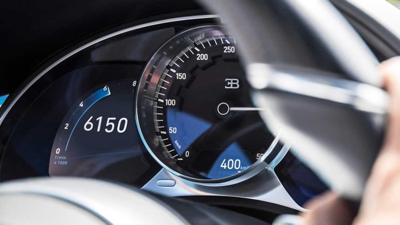 Non solo Bugatti Chiron, tutte le auto oltre i 400 km/h