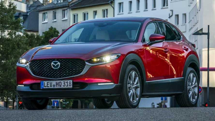 Mazda CX-30, arriva il mild hybrid da 150 CV