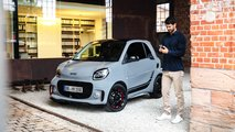 Smart EQ Fortwo/Forfour Facelift (2019)