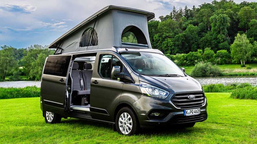 Ford Flexibus debuts as entry-level camper still loaded with features