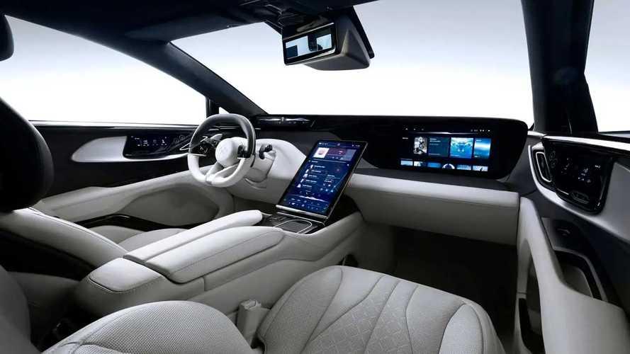 Akár 11 képernyő is kerülhet a Tesla-rivális Faraday Future FF 91-be