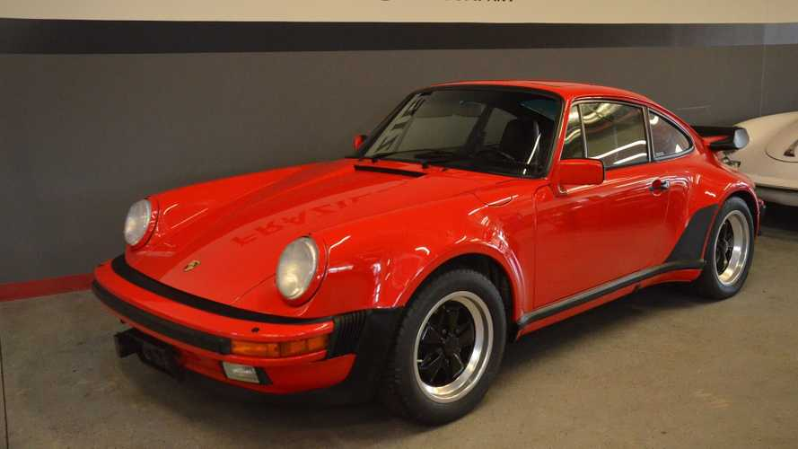 Your Dream One-Owner, Low-Mile 1987 Porsche 930 Awaits