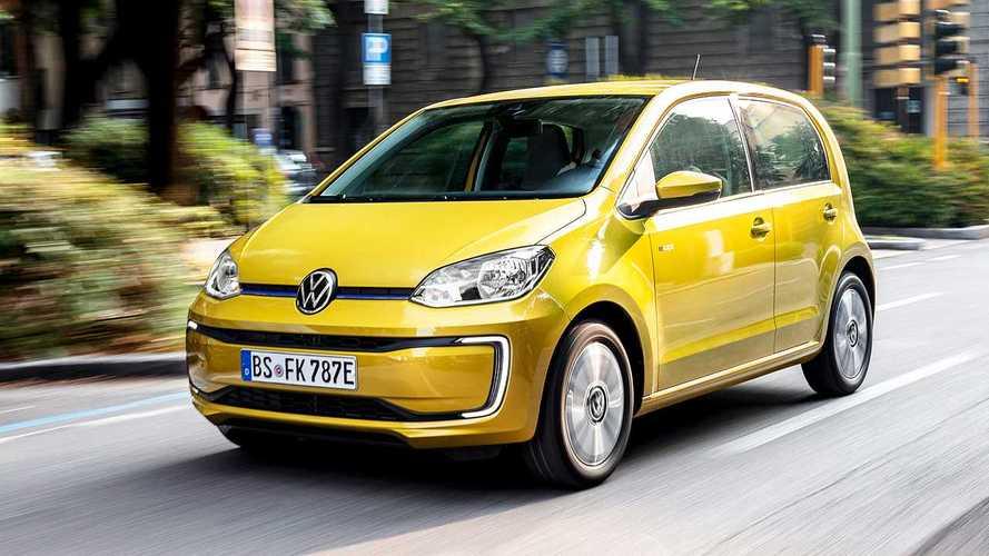 VW up! supera Tesla para ser o elétrico mais vendido em fevereiro na Alemanha