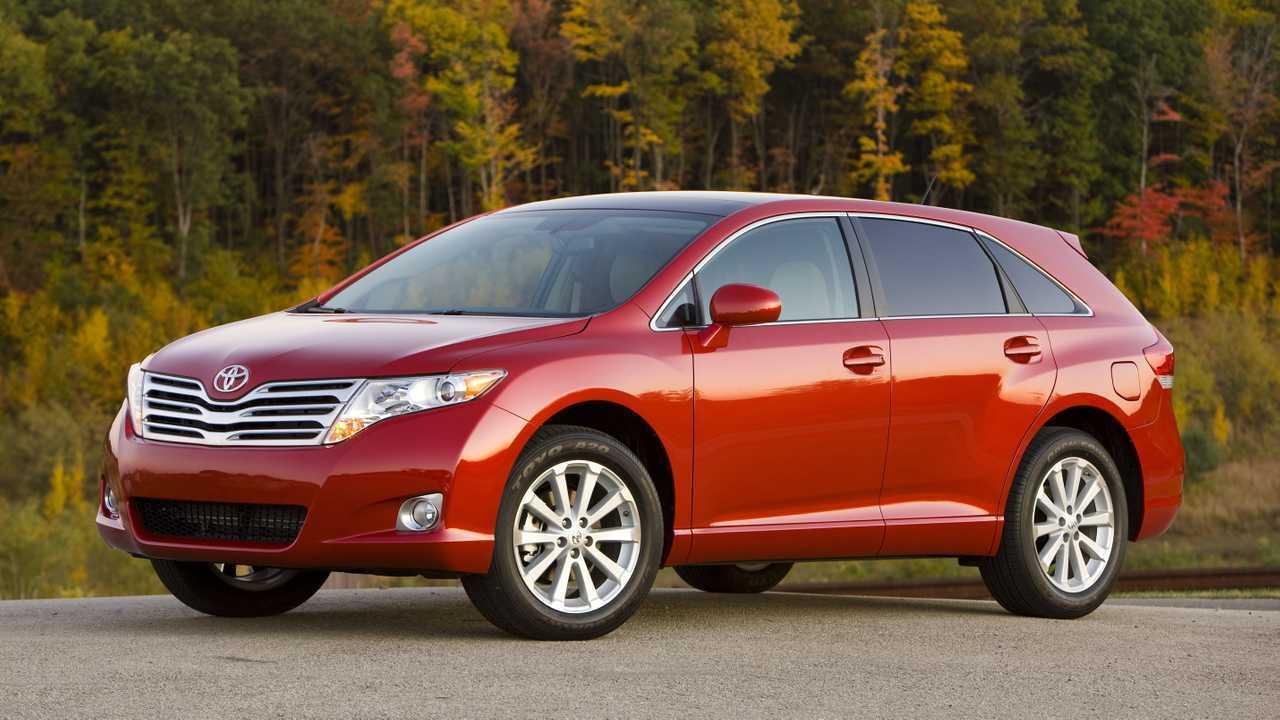 15. 2009-2012 Toyota Venza