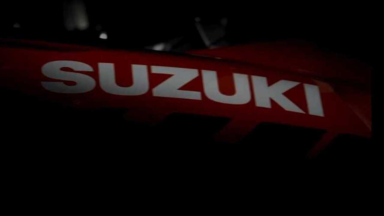 Suzuki DR Big 2020 teaser
