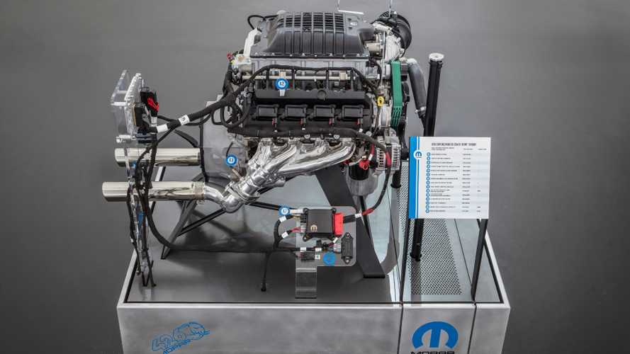 Mopar Will Finally Start Making Hellephant Crate Engines
