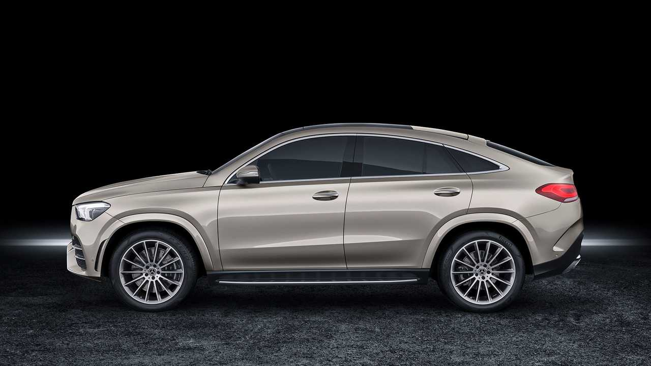 2021 Mercedes Gle Coupe Amg Gle 53 Debut Updated Design And Tech