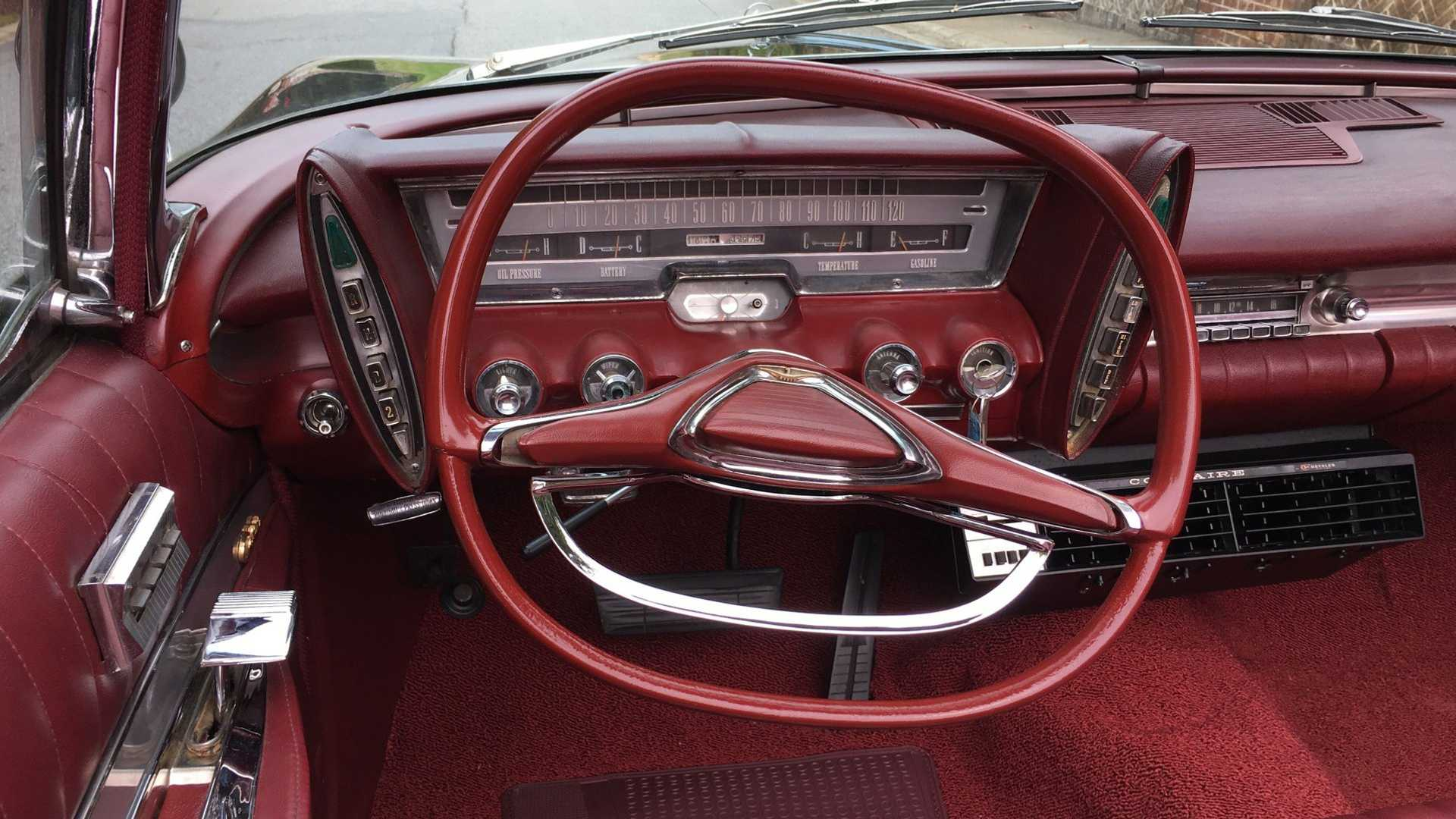 """[""""1962 Imperial Crown Shows Chrysler's Luxurious Side""""]"""