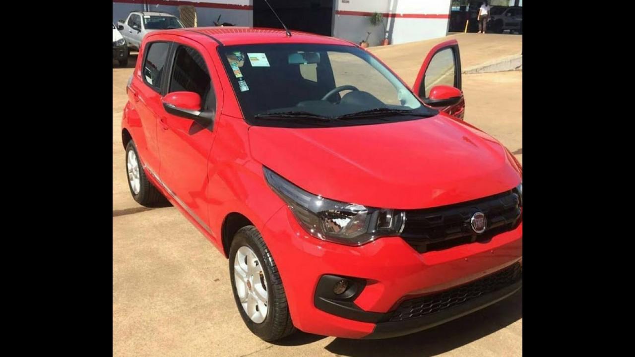 Fiat Mobi deverá ter preços a partir de R$ 28.990 - veja mais detalhes
