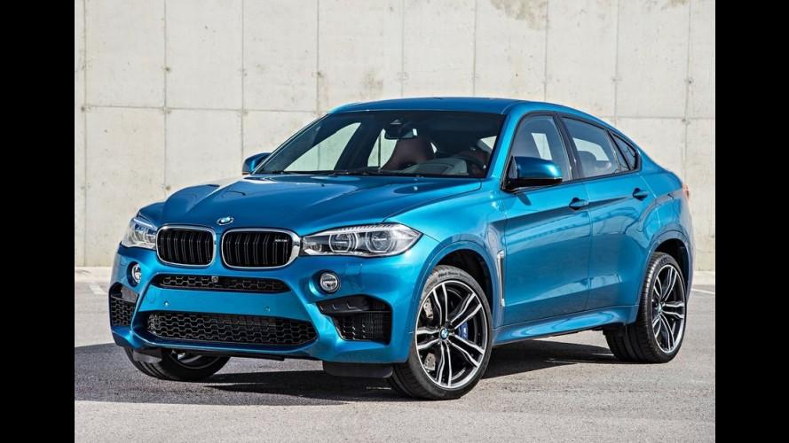 BMW mantém mistério sobre possível versão cabriolet do X6