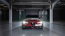 Alfa Romeo Giulia Silverstone