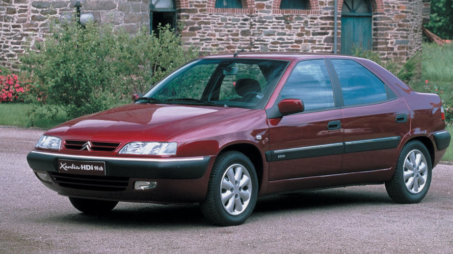 1996 - Citroën Xantia