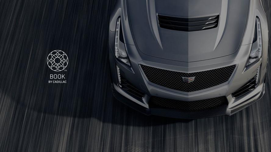 Cadillac introduces Book premium car-sharing service