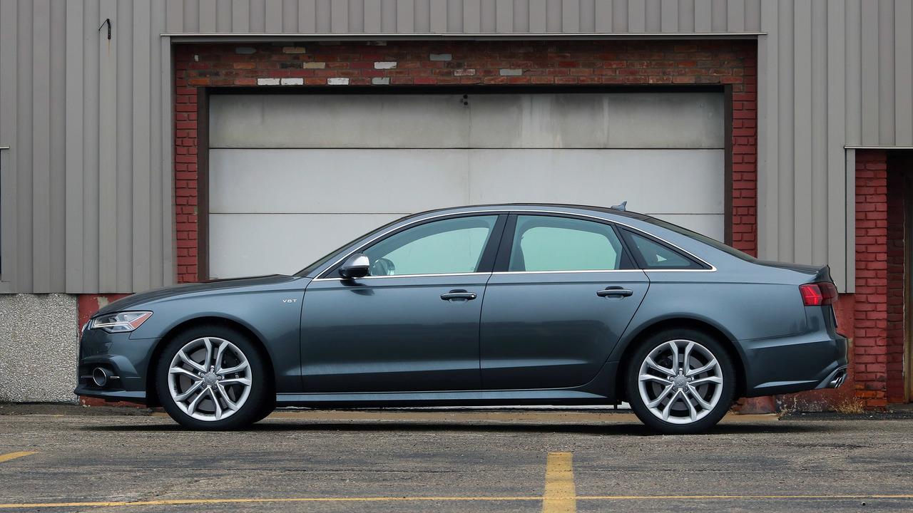 2017 Audi S6 Review