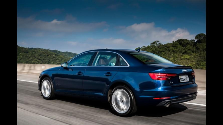 Novos A4 e Classe E são destaques em vendas na Alemanha em abril