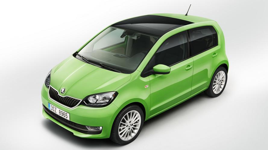 Škoda - Une Citigo électrique pour commencer ?