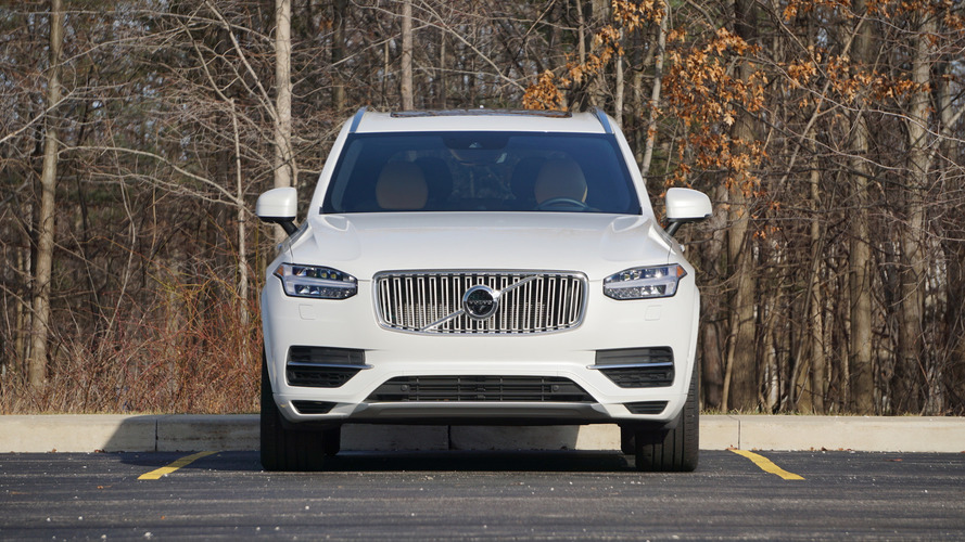 Next Volvo XC90 Coming 2021 With Level 4 Autonomous Driving Tech