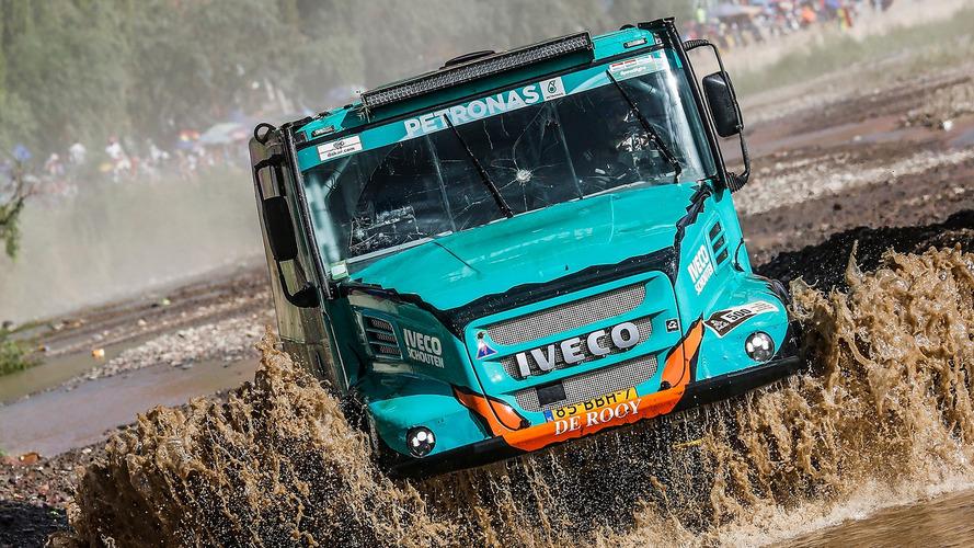Dakar - 7e étape - Peterhansel grappille