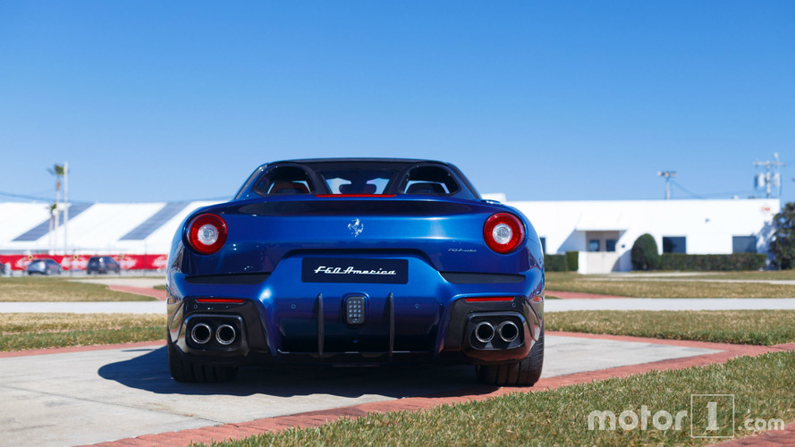 KVC - Ferrari F60 America