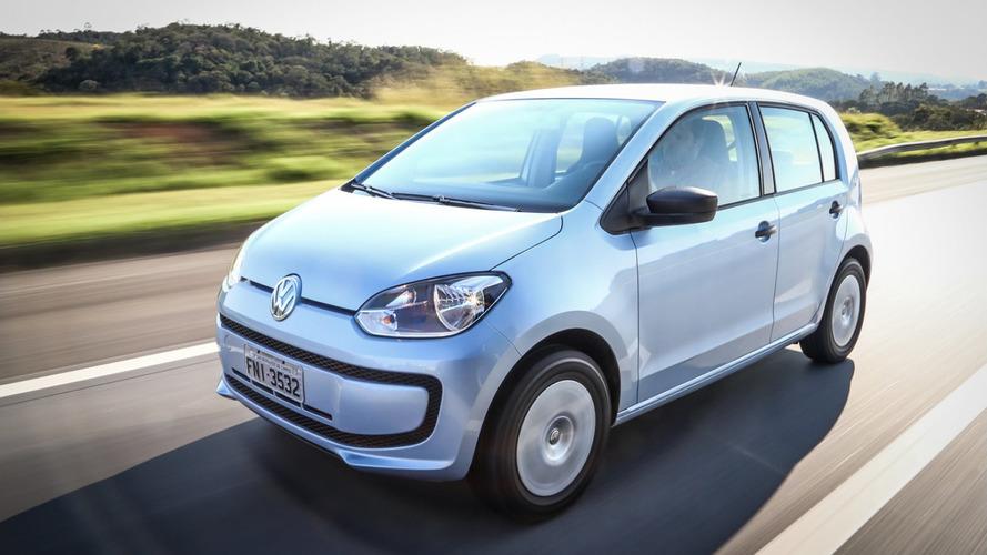 Volkswagen up! brasileiro tem vendas interrompidas no México
