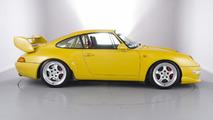 400,000 euroluk nadir Porsche 993 RS 3.8 Club Sport
