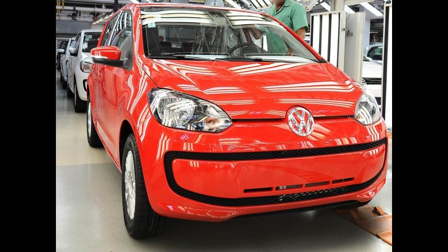 Produção de veículos cai 36,4% em fevereiro, pior resultado desde 2002