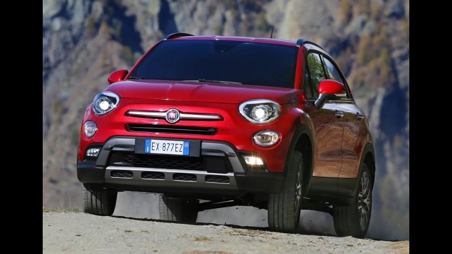 """Fiat 500X em versão esportiva Abarth é """"ideia possível"""", admite executivo"""
