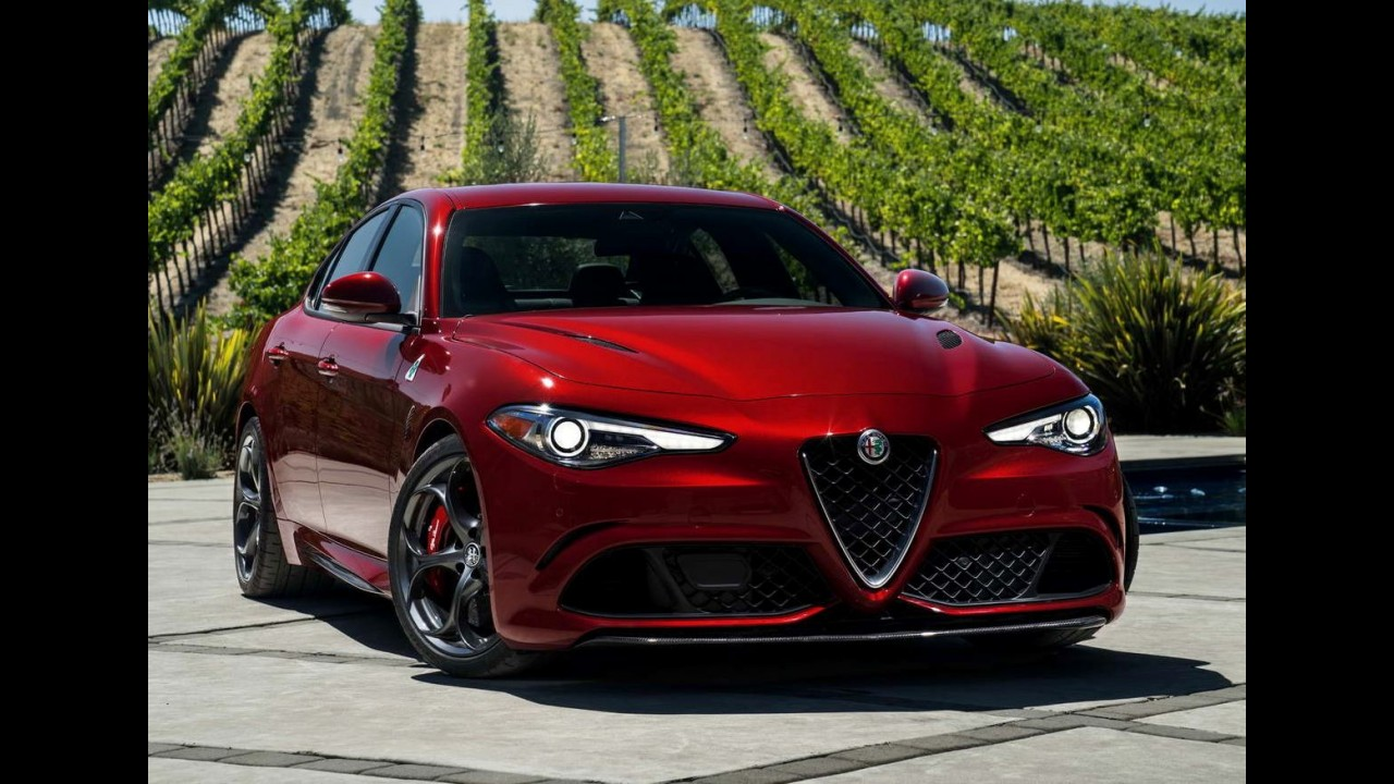 Alfa Romeo Giulia: versão para os EUA tem fotos e detalhes divulgados