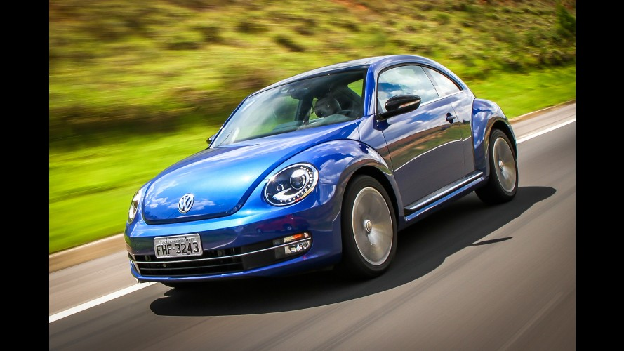 Recall VW do Brasil: Fusca e Jetta TSI podem ter falha nos freios